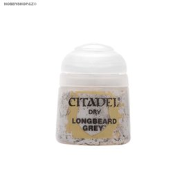 Dry: Longbeard Grey 12ml