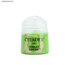 Dry: Niblet Green 12ml
