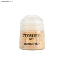 Dry: Sigmarite 12ml