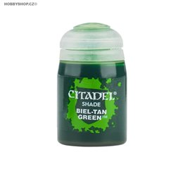 Shade: Biel-Tan Green 24ml
