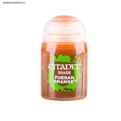 Shade: Fuegan Orange 24ml