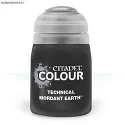 Technical: Mordant Earth 24ml