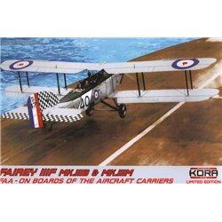 Fairey IIIF FAA Aircraft Carriers - 1/72 kit