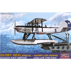 Fairey Seal (Special) Nap. Lion eng. Chilean navy - 1/72 kit