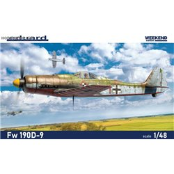 Fw 190D-9 Weekend - 1/48 kit