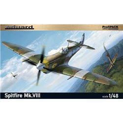 Spitfire Mk.VIII ProfiPACK - 1/48 kit