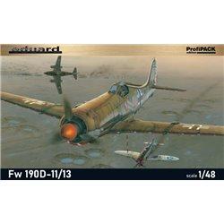 Fw 190D-11/D-13 DUAL COMBO - 1/48 kit