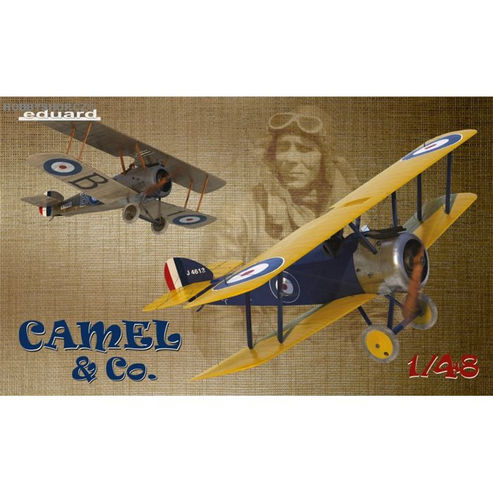 Camel & Co. DUAL COMBO Limited - 1/48 kit
