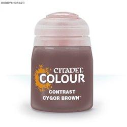 Contrast: Cygor Brown 18ml