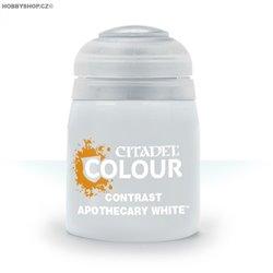 Contrast: Apothecary White 18ml