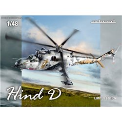 HIND D Limited - 1/48 kit