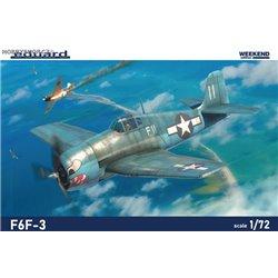 F6F-3 Weekend - 1/72 kit