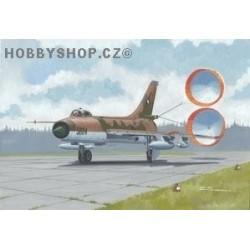 Sukhoy SU-7BMK - 1/144 plastic kit