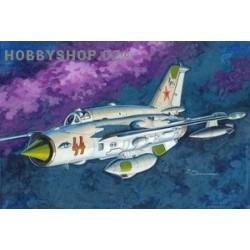 MiG-21R - 1/144 plastic kit