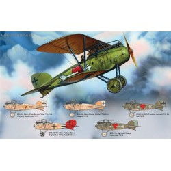 Albatros D.III Oeffag 253 - 1/48 plastic kit