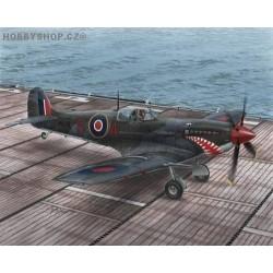 Seafire Mk.II Torch & Avalanche - 1/48 kit