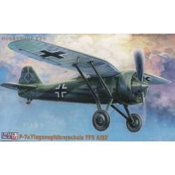 PZL P-7a Flugzeugefurhrerschule FFS A/B2 - 1/72 kit