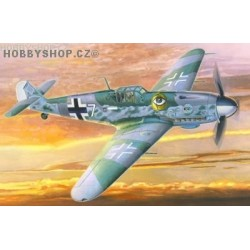 Bf 109 G-6/R-6 Bomber Killer - 1/72 kit