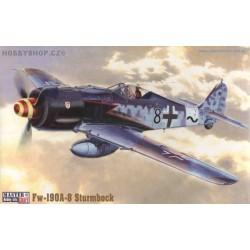 Fw 190A-8/R-8 Sturmbock - 1/72 kit