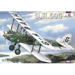 de Havilland DH.60G Gipsy Moth - 1/48 kit