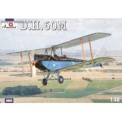 de Havilland DH.60M Metal Moth - 1/48 kit