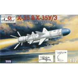 Ch-35 & Ch-35U/E (AS-20 Kayak) Missile - 1/72 kit