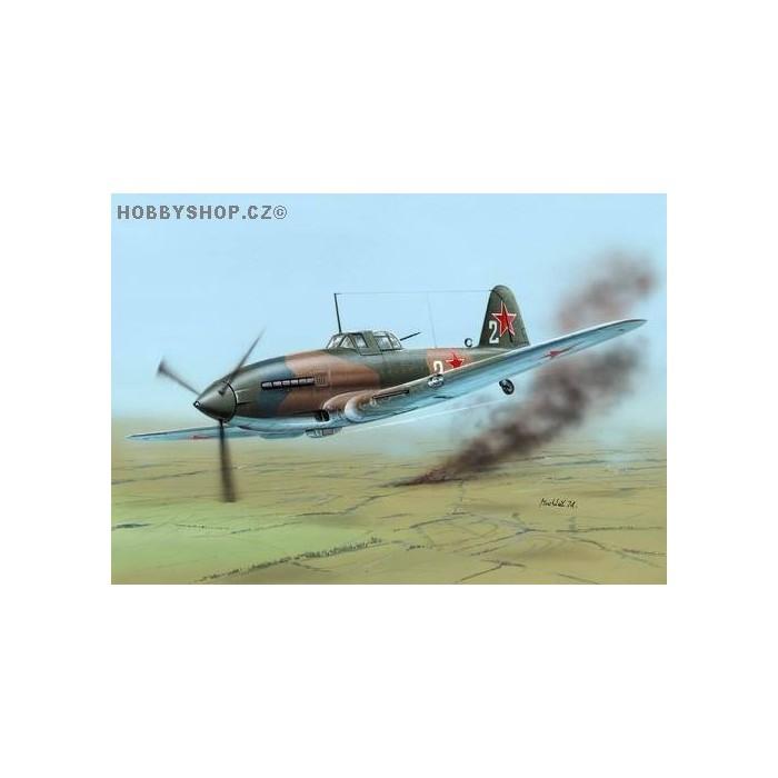 Il-10 'Last WWII days' - 1/48 kit