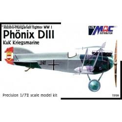 Phonix D.III KuK Kriegsmarine - 1/72 kit