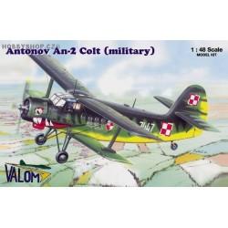 Antonov An-2 Colt (military) - 1/48 kit