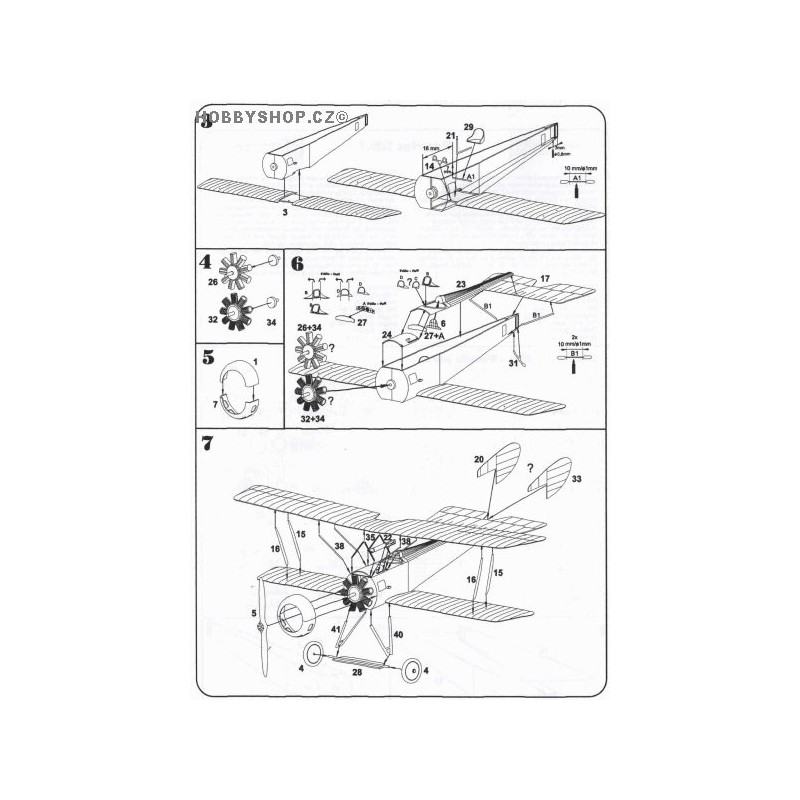 Personal Airplane Kits