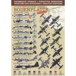 Operation Bodenplatte - 1/72 decal
