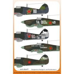 Hawker Hurricane IIb on the Russian Sky - 1/72 decal