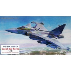 JAS-39 Gripen Hungary & Czech Air Force - 1/48 kit