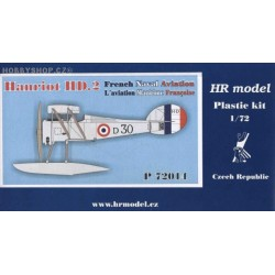 Hanriot HD.2 French - 1/72 kit