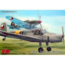 Zlin Z-381/C-106 Basic - 1/72 kit