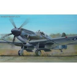 Supermarine Spitfire F.Mk.14e SILVER LINE - 1/72 kit
