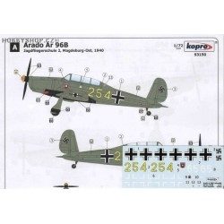 Arado Ar 96B Luftwaffe - 1/72 decal