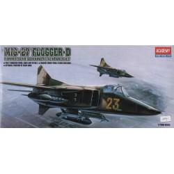 MiG-27 Flogger D - 1/72 kit