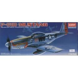 P-51D Mustang - 1/72 kit