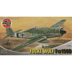 Fw 190D - 1/72 kit