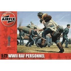 RAF Personnel - 1/72 figures