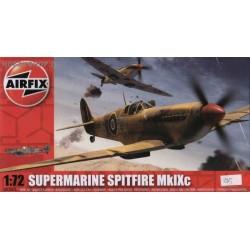 Spitfire Mk.IXc - 1/72 kit