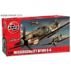 Bf 109G - 1/72 kit