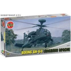 AH-64 Apache Longbow - 1/72 kit