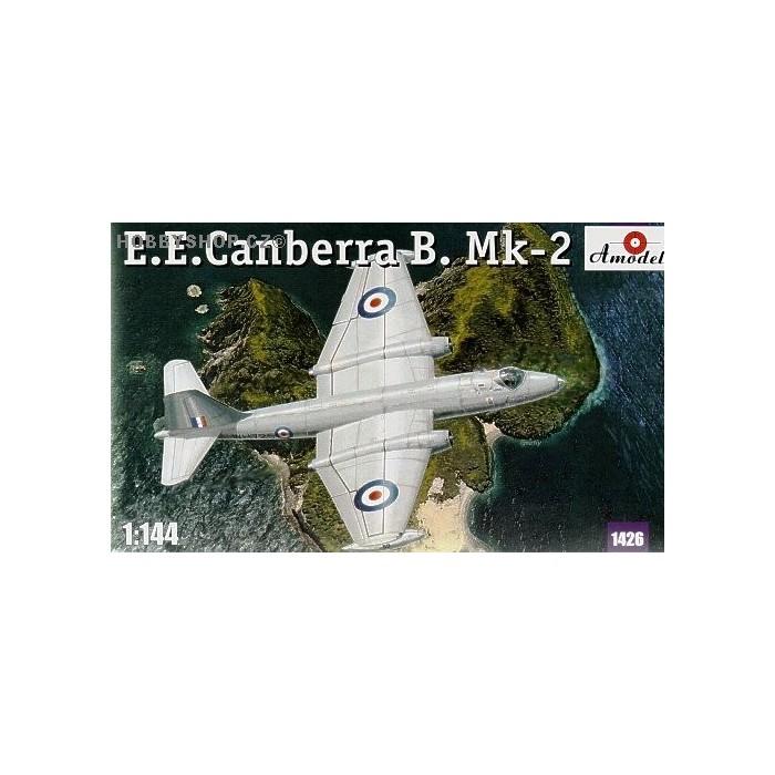E.E. Canberra B Mk.2 - 1/144 kit