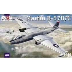 Martin B-57B/C Canberra - 1/144 kit