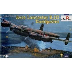 Avro Lancaster B.III Dambuster - 1/144 kit