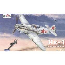 Yak-1 Early Version - 1/72 kit