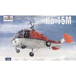 Kamov Ka-15M Civil - 1/72 kit