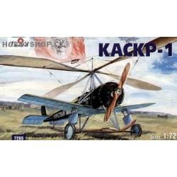 KASKR-1 Autogyro - 1/72 kit